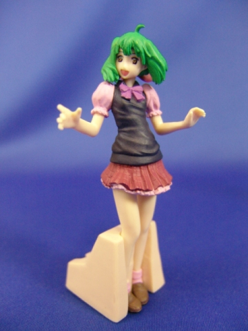 main photo of HGIF Macross Frontier Characters 2: Ranka Lee 2nd Color ver.