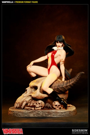 main photo of Premium Format Figure Vampirella