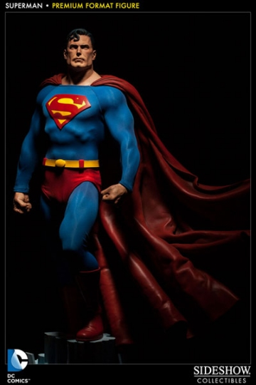 main photo of Premium Format Figure Superman