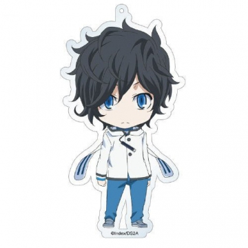 main photo of Devil Survivor 2 the Animation Deka Keychain: Kuze Hibiki