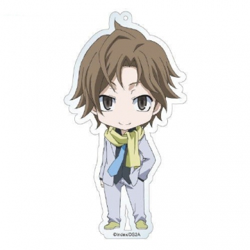 main photo of Devil Survivor 2 the Animation Deka Keychain: Shijima Daichi