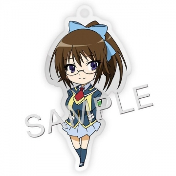 main photo of Medaka Box Fastener Charm Collection: Kikaijima Mogana