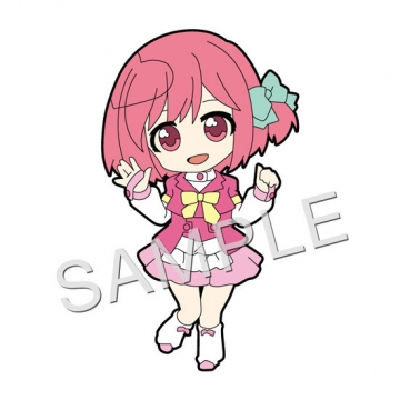 main photo of Pic-Lil! AKB0048 Trading Strap: Motomiya Nagisa