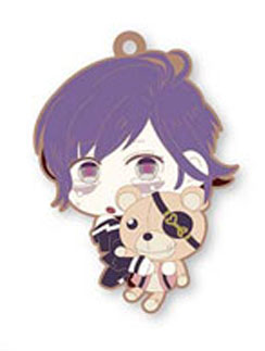 main photo of DiaboliK Lovers Trading Rubber Strap: Sakamaki Kanato