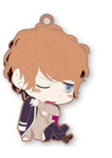 main photo of DiaboliK Lovers Trading Rubber Strap: Sakamaki Shu