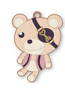 main photo of DiaboliK Lovers Trading Rubber Strap: Kuma