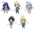 photo of Medaka Box Fastener Charm Collection: Kurokami Medaka