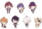 photo of DiaboliK Lovers Trading Rubber Strap: Sakamaki Reiji
