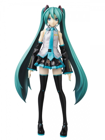 main photo of Real Action Heroes No.632: Hatsune Miku -Project DIVA- F Ver.