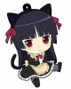 photo of Oreimo Petanko Trading Rubber Strap Vol.1: Gokou Ruri Maid ver.