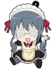 photo of Oreimo Petanko Trading Rubber Strap Vol.1: Makishima Saori Maid ver.