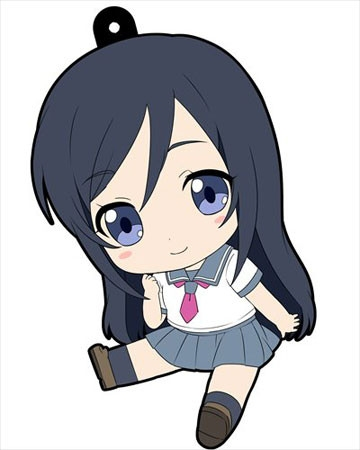 main photo of Oreimo Petanko Trading Rubber Strap Vol.3: Aragaki Ayase