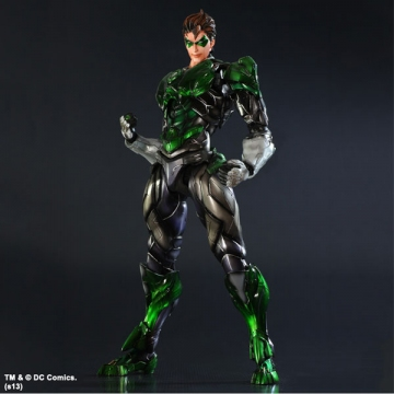 main photo of DC Comics VARIANT Play Arts Kai Green Lantern