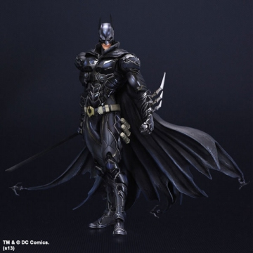 main photo of DC Comics VARIANT Play Arts Kai Batman