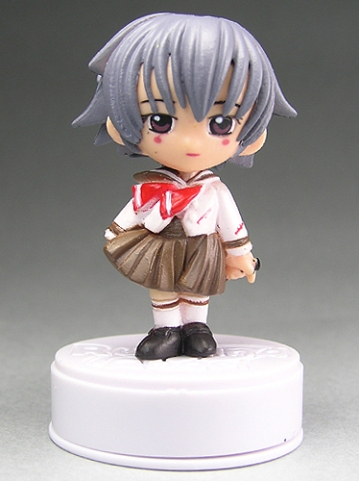 main photo of Rumbling Angel Mini Figure Collection Vol.1: Ein