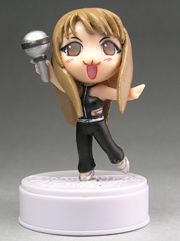 main photo of Rumbling Angel Mini Figure Collection Vol.1: Minami Kuribayashi