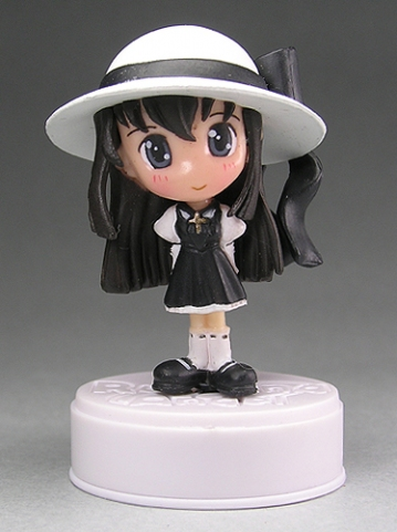 main photo of Rumbling Angel Mini Figure Collection Vol.2: Shirakawa Sayaka