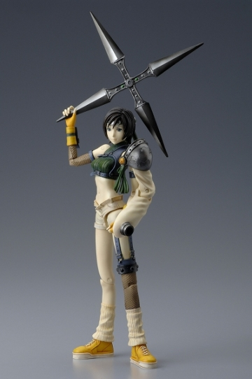 main photo of Play Arts Yuffie Kisaragi