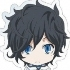 Devil Survivor 2 the Animation Deka Keychain: Kuze Hibiki