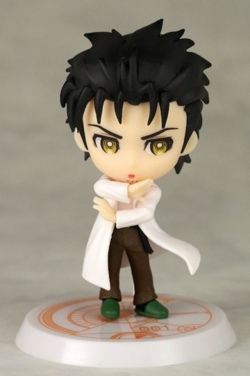 main photo of Ichiban Kuji Steins;Gate Movie Fukaryouiki no Dejavu: Okabe Rintarou Chibi Kyun-Chara