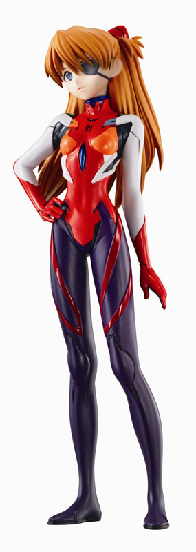 main photo of Rebuild of Evangelion PORTRAITS Pro 1: Asuka Langley