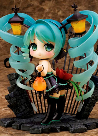 main photo of Character Vocal Series Miku Hatsune Lamp Miku ver.