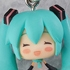 Character Vocal Series: Earphone Jack Accessory: Hatsune Miku Fuwa Fuwa Ver.