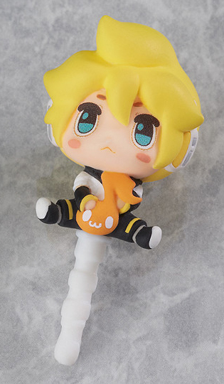 main photo of Character Vocal Series: Earphone Jack Accessory: Kagamine Len Outa Ver.