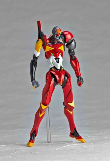 main photo of Revoltech Yamaguchi Series No.137 EVA Unit 02 Gamma