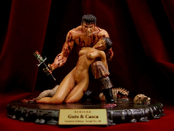 main photo of Guts and Casca