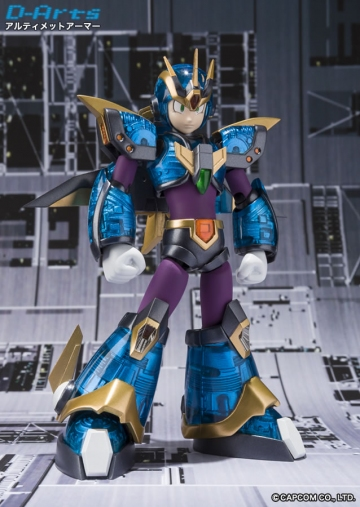 main photo of D-Arts Mega Man X Ultimate Armor