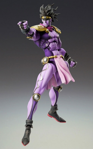 main photo of Super Action Statue Star Platinum Third