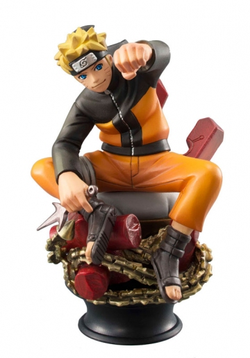 main photo of Chess Piece Collection R Naruto Shippuden Vol.1: Naruto Uzumaki