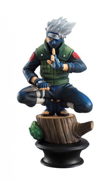 main photo of Chess Piece Collection R Naruto Shippuden Vol.1: Kakashi Hatake