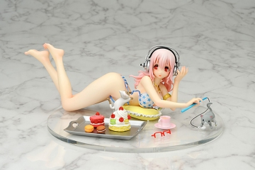 main photo of Super Sonico Sweets & Bikini ver.