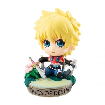 main photo of Petit Chara Land Tales of Series Vol. 2: Kyle Dunamis