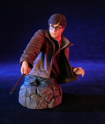 main photo of Harry Potter Mini Bust: Harry Potter Deathly Hallows ver.