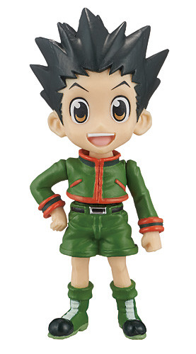 main photo of J Stars World Collectable Figure vol.1: Gon Freecss
