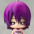 One Coin Mini Figure Collection: Atsushi Murasakibara