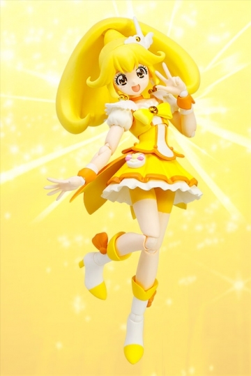 main photo of S.H.Figuarts: Cure Peace