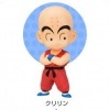 photo of J Stars World Collectable Figure vol.6: Kuririn