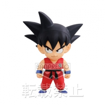 main photo of J Stars World Collectable Figure vol.1: Son Goku