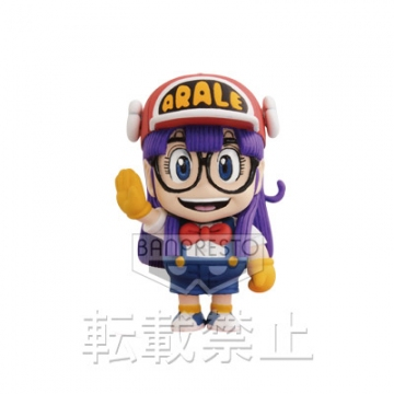 main photo of J Stars World Collectable Figure vol.1: Norimaki Arale