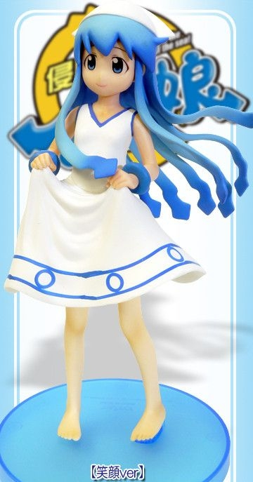 main photo of Premium Prize Ika Musume Smile ver.