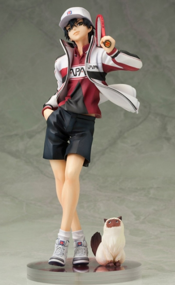 main photo of ARTFX J Echizen Ryouma & Karupin