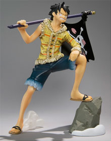 main photo of One Piece Episode of Characters Part 3: Monkey D. Luffy