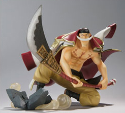 main photo of One Piece Episode of Characters Part 3: Edward Newgate