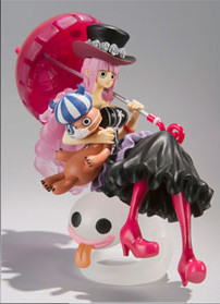 main photo of One Piece Episode of Characters Part 3: Perona