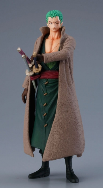main photo of Super One Piece Styling Battle in the Laboratory: Roronoa Zoro