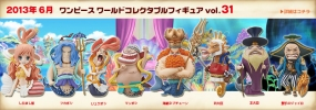 photo of One Piece World Collectable Figure vol.31: Shirahoshi